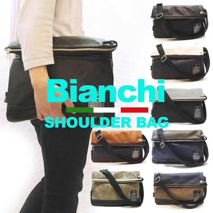 ビアンキ バッグ Bianchi 50種類以上取扱 ビアンキ 2wayバッグ 【 日本正規品 メンズ レディース ショルダーバッグ ボディバッグ クラッチバッグ 斜めがけ おしゃれ 旅行 機能美 軽量 容量 】