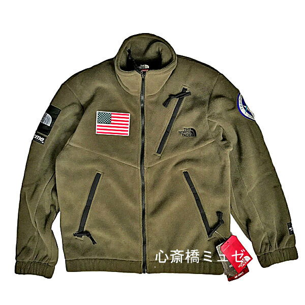 8a876b9ecc909 ≪新品≫ SUPREME / TNF Trans Antarctica Expedition Fleece JK BLACK ...