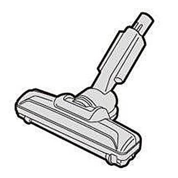 シャープ サイクロンクリーナー用吸込口(シルバー系)(217935S006)