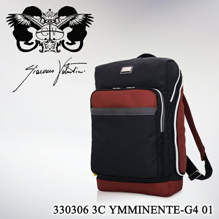 ジャコモ ヴァレンティー二 GIACOMO VALENTINI リュック 330306 3C YMMINENTE-G4 01 【 リュックサック バックパック メンズ ユニセックス 】