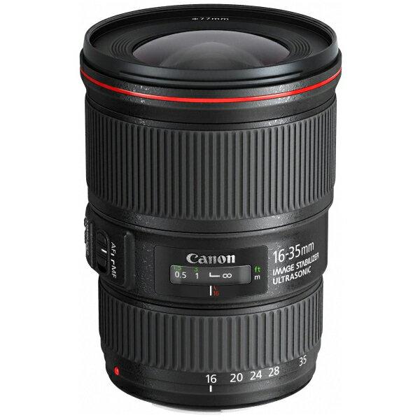 キヤノン(Canon) EF16-35mm F4L IS USM