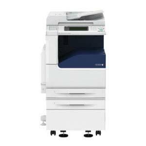 【新品】ゼロックス A3 カラー 複合機・コピー機  DocuCentre-V C2263 (Model-CPFS-2T) 2段給紙モデル