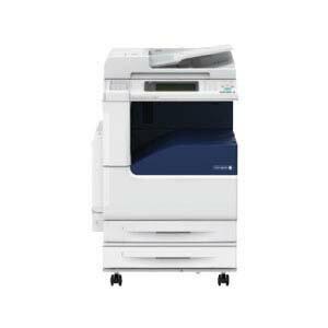 【新品】ゼロックス A3 カラー 複合機・コピー機  DocuCentre-V C2263 (Model-CPFS-2TS) Mac対応(平成2書体) 2段給紙ショートモデル