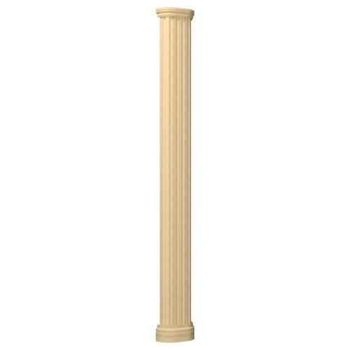 【NDP301H】装飾柱 オーバルピューラ (受注生産品/送料別途見積)