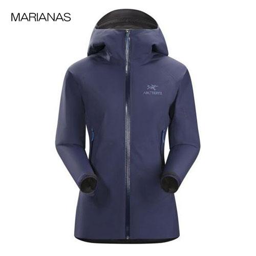 ◎アークテリクス 10969・Beta SL Jacket Womens/ベータSL ジャケット Women's(MARIANAS)<BIRD AID対象商品>L06568000