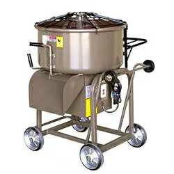 【送料無料】マゼラー(mazelar) PM-23GH2 補助輪付き 脚高ハンディモルタルミキサー 混合量75L モーター+減速機タイプ【後払い不可】