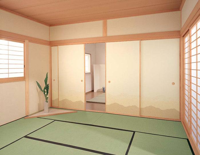 【純国産畳 2層型建材床 綿麻W(1帖新調) 桜-SAKURA-】【YDKG-k】【smtb-k】【KB】