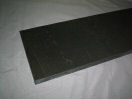 PPS (GF40%) 黒色 板 15mmX500X1000