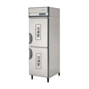 【新品・送料無料・代引不可】福島工業(フクシマ) 業務用 冷凍庫 URN-062FM6 W610×D650×H1950(mm)【受注生産品】