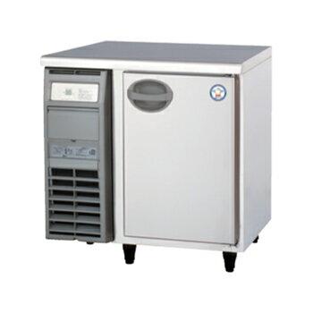 横型冷蔵(冷凍)庫 D750mm内装ステンレス鋼板(福島) 冷蔵1 100V 厨房機器 調理機器 YRW-080RM2 W755*D750*H800(mm)