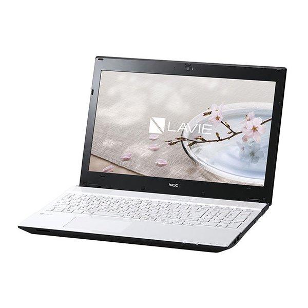 【割引クーポン配布中】【数量限定】 PC-GN242FSLA-S5 NEC LAVIE Direct NS(S)(Core i3-7100U/15.6HD/MEM4GB/HDD500GB/SM/WL/Win10Pro/OfficeHome&BusinessPremium)/Bluetoothマウス/クリスタルホワイト