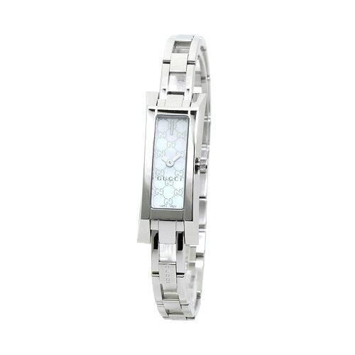 グッチ GUCCI YA110525 G-リンク レディース ホワイトシェル 時計/ウォッチ