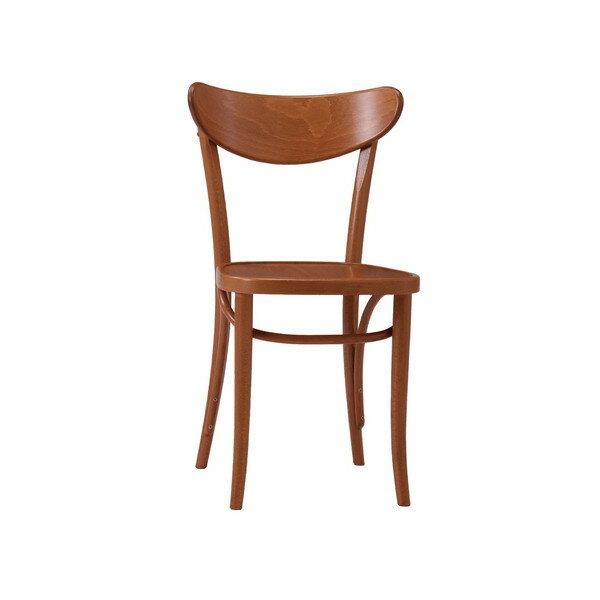 ダイニングチェア 伝統的な「曲げ木」技法で有名なTON社のチェコ製 曲げ木椅子 BCZ-8050-N ナチュラル色