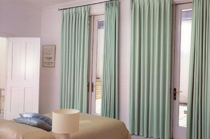 カラーは全10色遮光カーテン1・2級シンプル無地オーダーカーテン[40]