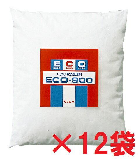 【送料無料】リンレイ ECO-900 780g 12袋セット
