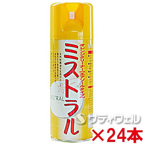 【送料無料】日本マルセル ミストラル 420ml 24本セット