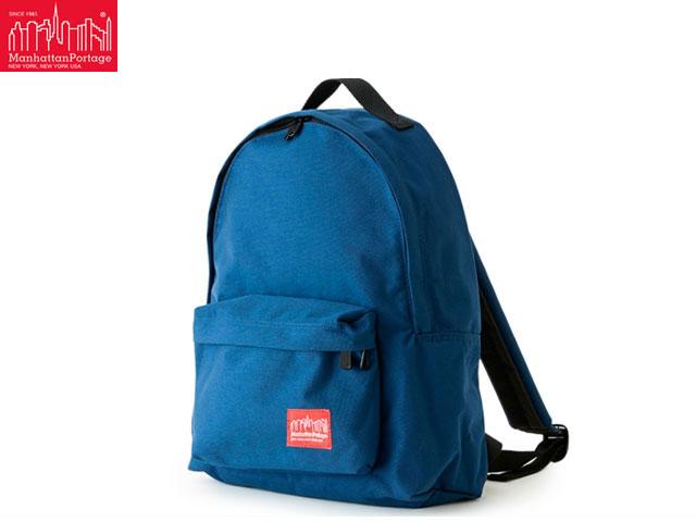 【国内正規品】 Manhattan Portage - Big Apple Backpack JR ビッグ アップル バックパック バッグ MP1210JR NAVY 紺 マンハッタン ポーテージ 【smtb-m】