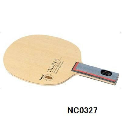 ニッタク  卓球ラケット ティルナST ペンラケット  トップ選手も使用の本格派・守備選手用ラケット♪ NC0327