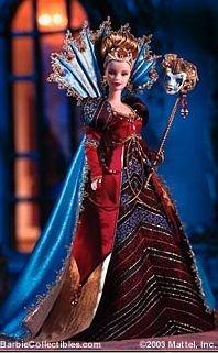 【Barbie Venetian Opulence Masquerade Gala Collection 12 Figure】     b000mkgl3s