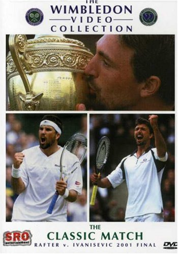 【Wimbledon 2001 Final: Rafter Vs Ivanisevic [DVD] [Import]】     b000v02ct6