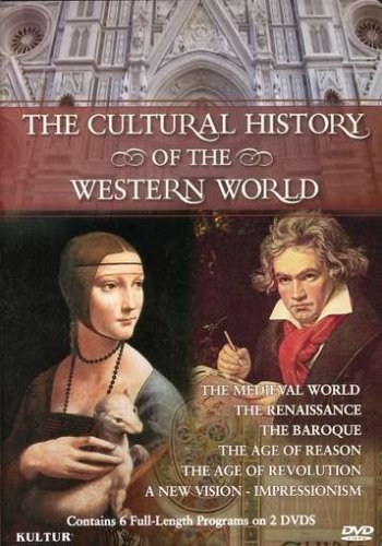 【Cultural History of the Western World [DVD] [Import]】     b000na26rc