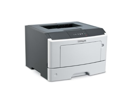 【Lexmark MS510dn - Printer - monochrome - Duplex - laser - A4/Legal - 1200 x 1200 dpi - up to 45 ppm - capacity: 350 sheets - USB 2.0 Gigabit LAN - government GSA】 Lexmark MS510dn - Printer - monochrome - Duplex - laser - A4/Legal - 1200 x 1200 dpi - up