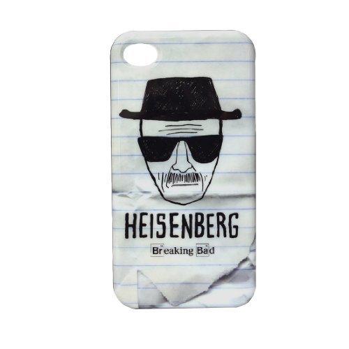 【Hardshell Case for iPhone 4/4S - Breaking Bad - Heisenberg Sketch by Tribeca】 Hardshell Case for iPhone 4/4S - Breaking Bad - Heisenberg Sketch by Tribeca    b00eff2sbk