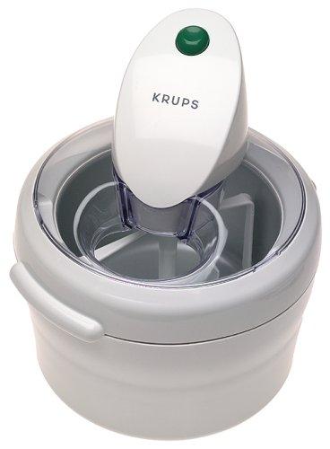 【送料無料】【Krups 358-70 La Glaciere Ice Cream Maker by KRUPS】     b00004spef