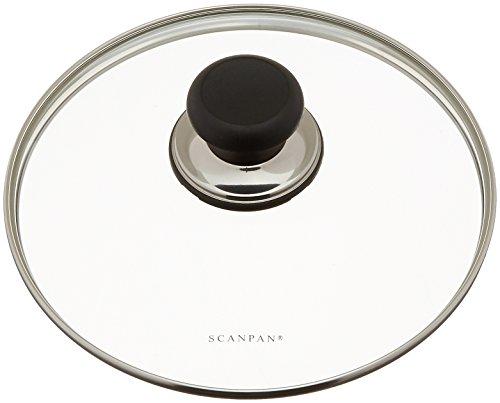 【スキャンパン Classic フライパン ガラス ふた 20cm 20001212】     b0009j4bbq