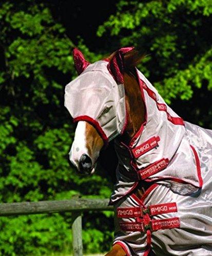 【送料無料】【HorsewareランボーPlus Flyマスク】     b002osbd52
