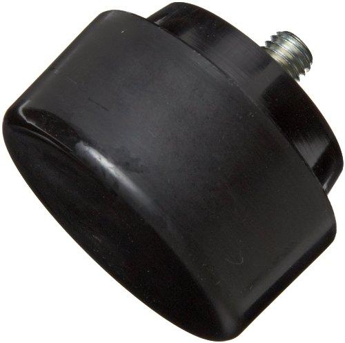 【Nupla 15308 Nylon Hard Quick-Change Hammer Tip  3 Diameter  Black by Nupla】     b004umcxcc