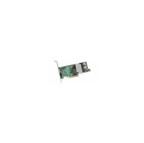 【LSIロジック LSI00295 / MegaRAID PCIEx8(2.0) SATA/SAS6Gb/s 内部8ポートRAIDカード MegaRAID SAS 9266-8i SGL】     b007otrf7g