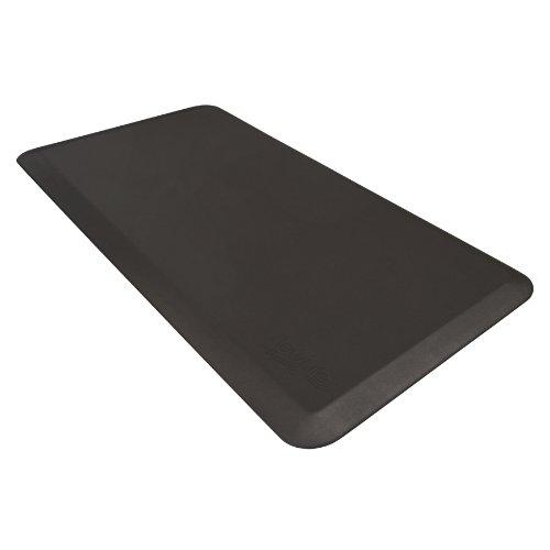 【送料無料】【NewLife Eco-Pro by GelPro Stand Desk and Work Floor Mat  20x48 Black by NewLife by GelPro】     b008n6ww22