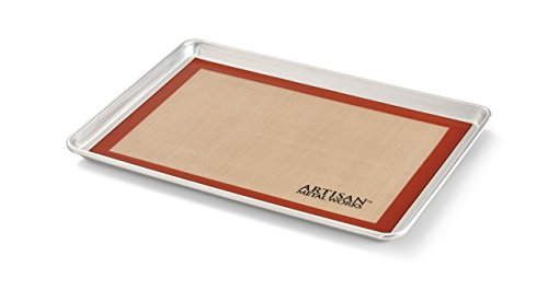 【送料無料】【Artisan Baking Sheet Non- Stick Baking Mat Set - Medium by Artisan】     b00fpj4yq2