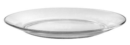 【送料無料】【Duralex - Lys Clear Dinner Plate 28 cm (11 in)Set Of 6 by Duralex】     b00e83595q