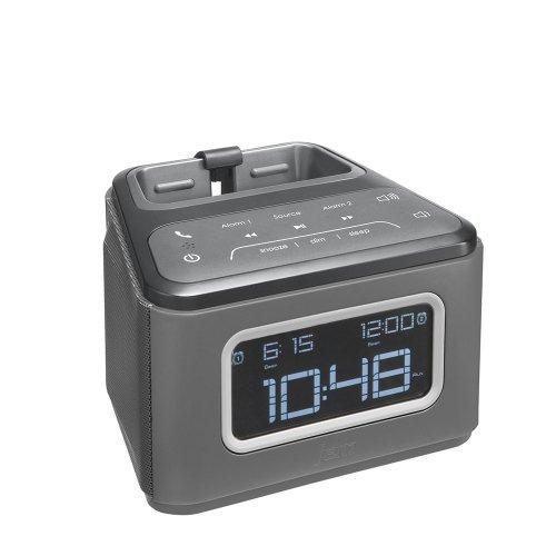 【送料無料】【JAM ZZZ Wireless Alarm Clock (Grey) HX-B510GY 【並行輸入品】】     b00cerq86c
