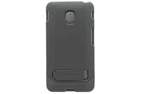 【送料無料】【Body Glove Elite Snap-On Cover w/ Kickstand for LG Optimus F6  Black by Body Glove】     b00gj36kry