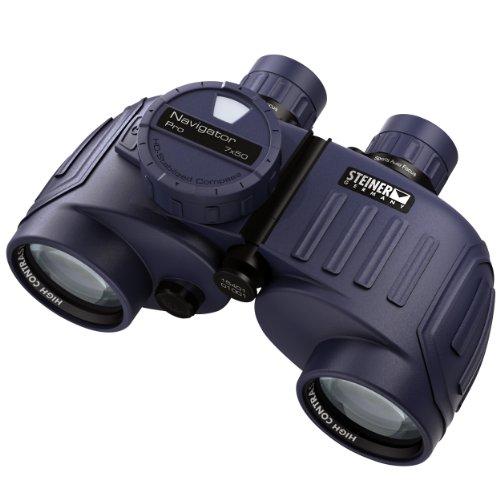 【送料無料】【Steiner Navigator Pro 7x50 Binoculars with Compass by Steiner】