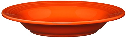 【送料無料】【Fiesta Rim Soup Bowl  9-Inch/13-1/4-Ounce  Poppy by Unknown】     b00ngvsfwa
