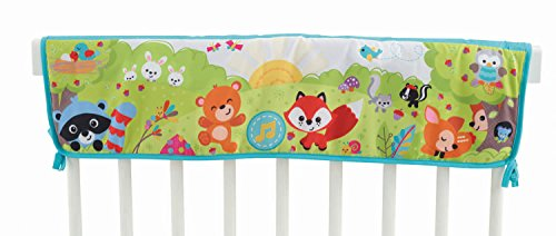 �Fisher-Price Woodland Friends Twinkling Lights Crib Rail Soother by Fisher-Price】     b00nfetdqa