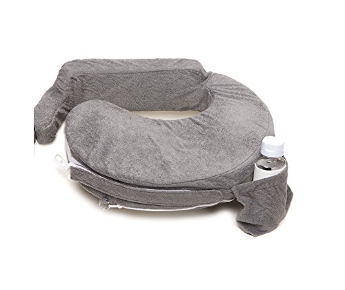 �My Brest Friend Deluxe Nursing Pillow - Evening Gray by My Brest Friend [並行輸入�]】     b00pc3k7oe