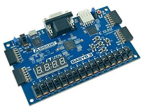 【DIGILENT basys3?Xilinx artix-7?FPGAボード】     b00nue1wog