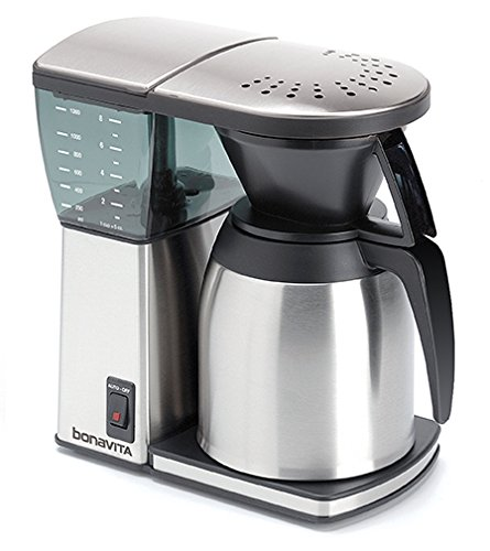 【送料無料】【Bonavita BV1800SS 8-Cup Original Coffee Brewer  Stainless Steel by Bonavita [並行輸入品]】     b00p7t4wk8