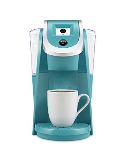 【送料無料】【Keurig? 2.0 K200 Coffee Maker Brewing System(Peacock Blue) [並行輸入品]】     b00wweawws