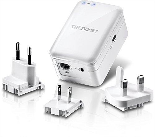 【送料無料】【TRENDnet TEW-817DTR AC750 Wireless Travel Router - Wireless router - GigE - 802.11a/b/g/n/ac - Dual Band】     b00s7nkf0w