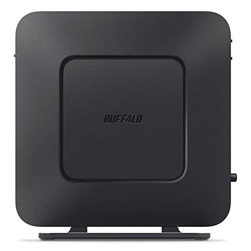 【BUFFALO AirStation DD-WRT NXT Series AC1200 - Wireless router - 4-port switch - GigE - 802.11a/b/g/n/ac - Dual Band】     b00xyyg06c