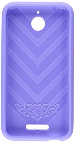 【送料無料】【Eagle Cell Hybrid Dual Layer TPU Protective Hard Case for HTC Desire 510 - Retail Packaging - Light Purple/Pink by Eagle Cell】     b00ppk82eq