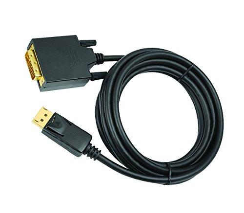 【送料無料】【10' DisplayPort to DVI Cable】     b00yt6mnvk