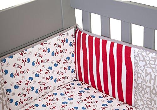 �Trend Lab Dr. Seuss Cat and Things Crib Bumpers [並行輸入�]】     b00r9qnqk4