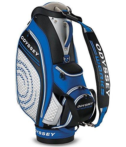 【送料無料】【Odyssey (オデッセイ) Works Staff Bags キャディバッグ 10型 並行輸入品】     b00slxiw1m